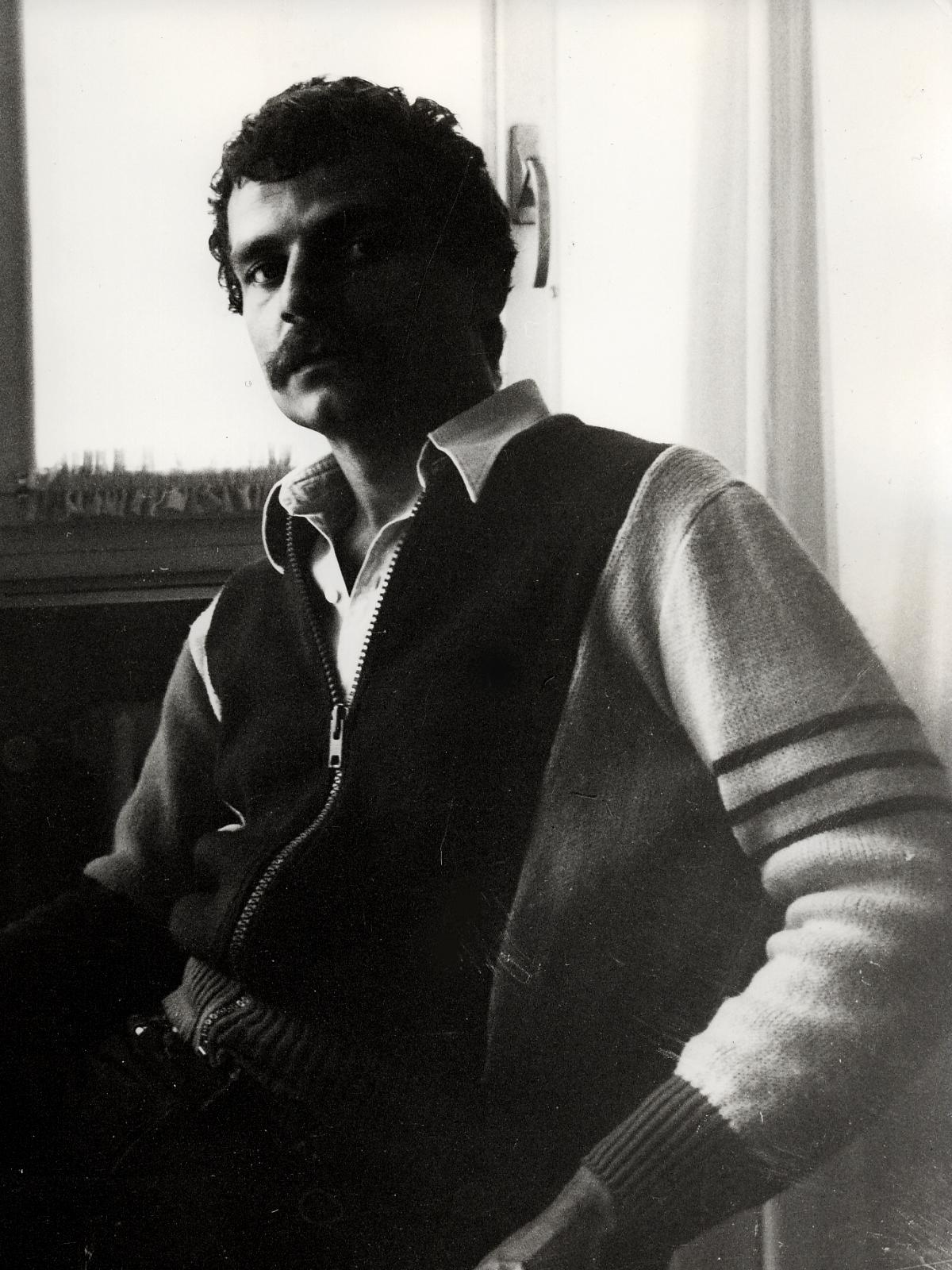 Alain Germain, Portrait chez Katia Obolensky, Bâle