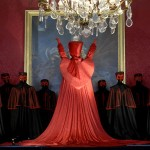 Alain Germain habille Chambord d'opéra
