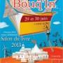 Boulay Bouq'In, Salon du livre à Boulay, les 29 et 30 juin 2013, sous le parrainage d'Alain GERMAIN