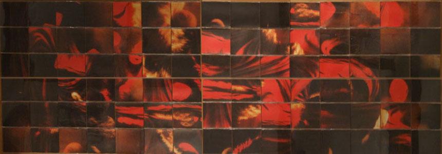 Galerie Mansart, 5 rue Payenne, 75003 Paris — Exposition du 15 janvier au 8 mars 2015.