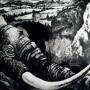 Galerie Jäggi, Bücher, Bâle (Suisse) du 6 au 19 juin 1998 -  Exposition d'une série de 12 grandes toiles peintes par Alain Germain sur le thème des « Origines de l'Homme » d'après le spectacle « Les Origines de l'Homme », présenté en coproduction avec le Musée en Herbe, à la Halle Saint Pierre à Paris